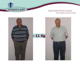 Giuseppe,69 Anni, - 11 Kg