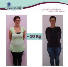 Carla,33 Anni, - 10 Kg