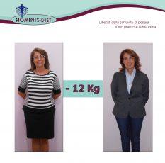 Mariangela,50 Anni, - 12 Kg