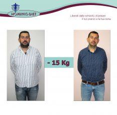 Federico,42 Anni, - 15 Kg