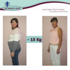 Gerarda – 15 Kg, Anni, -  Kg