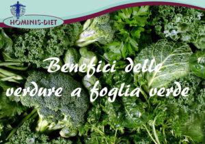 Verdure a foglia verde, perchè mangiarle?