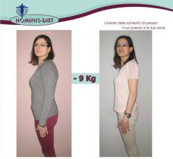 Tania,34 Anni, - 9 Kg
