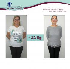 Lucia,55 Anni, - 12 Kg