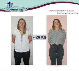 Stefania -20 Kg, Anni, -  Kg