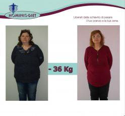 Liliana Beatriz -36 Kg, Anni, -  Kg