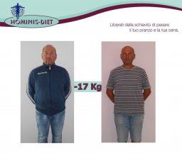 Tommaso -17 kg, Anni, -  Kg