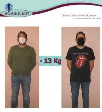Raffaele -13 kg, Anni, -  Kg